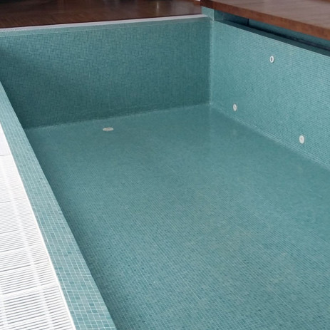 Transparent Waterproof Resin For Tiled Pools Ponds