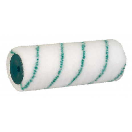 Roller for transparent arcaclear resin