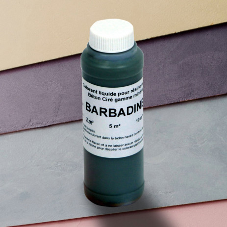 Liquid pigments (colorant) for Arcascreed Resin